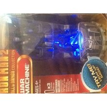 Iron Man 2 Hall of Armor Collection Figure War Machine Exclusive