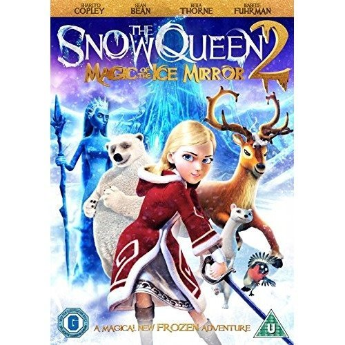 The Snow Queen 2 - Magic Of The Ice Mirror DVD [2015]