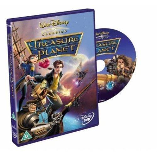 Treasure Planet DVD [2003]