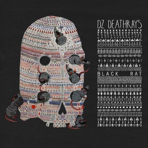 Dz Deathrays - Black Rat [CD]