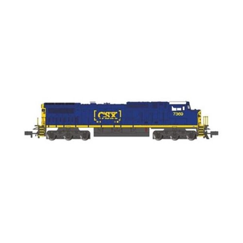Bachmann BAC67353 N CSX-HTM GE-Dash No.7369 with DCC & Sound Value