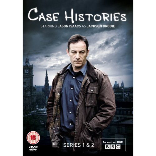 Case Histories Series 1 to 2 DVD [2013]