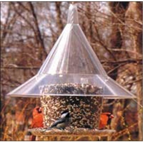 Sky Cafe Feeder Can Be Hung Or Pole Mounted