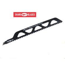 SHARK BLADES RECIPROCATING SAW BLADES Masonry S2243HM Carbide Tip