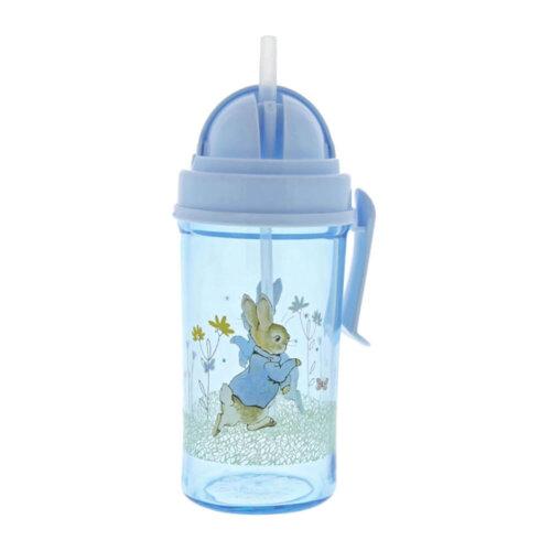 Beatrix Potter Peter Rabbit Blue Water Bottle
