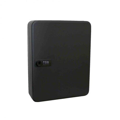 Oypla 45 Hook Combination Lock Key Storage Cabinet Safe Wall Mounted