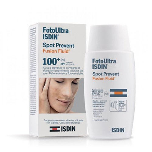 Isdin FotoUltra 100+ Spot Prevent Fusion Fluid 50ml