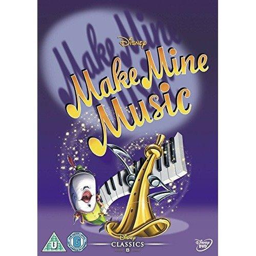 Make Mine Music DVD [2013]