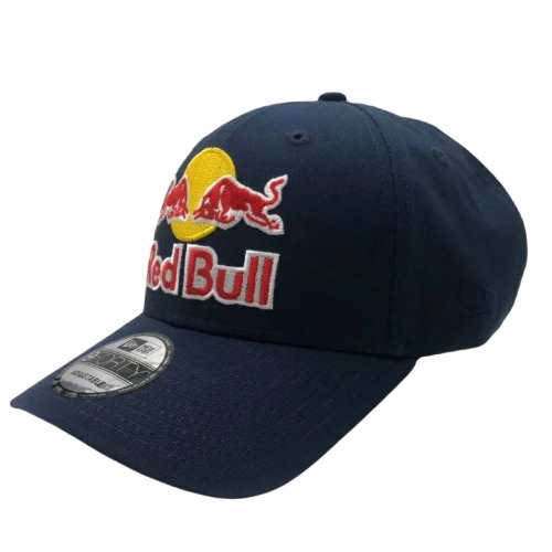 Red Bull Cap Adjustable Snapback F1 Racing Blue Embroidered Hat