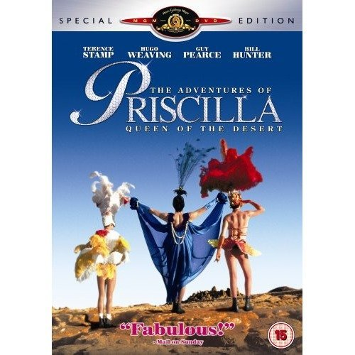 Adventures Of Priscilla Queen Of The Desert DVD [2005]