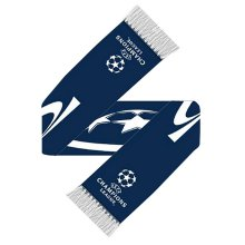 UEFA Champions League Knitted Football Crest Scarf
