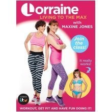 Lorraine Kelly: Living to the Max (DVD)