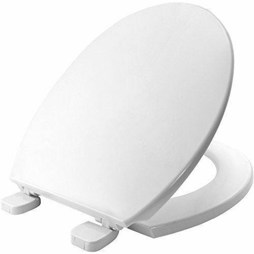 Bemis  STAY TIGHT Toilet Seat - White