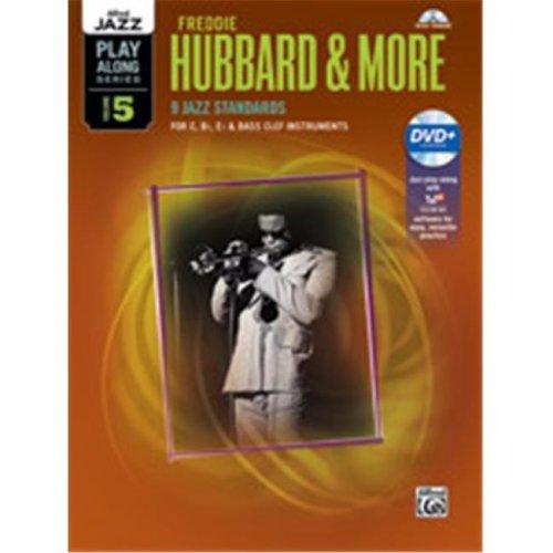 Alfred 00-41150 HUBBARD PLAY ALONG 5-BK&DVD