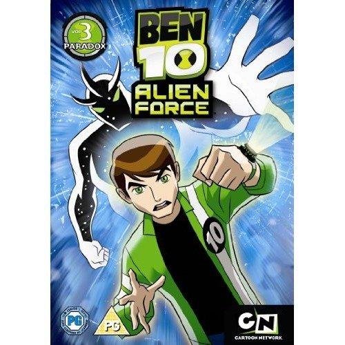 Ben 10 - Alien Force: Volume 3 - Paradox [dvd] [2010]