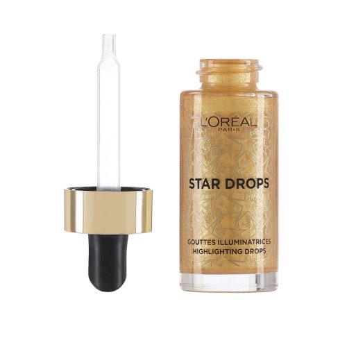 L'Oreal Paris Star Drops Highlighting Drops 15ml Warm Gold #01