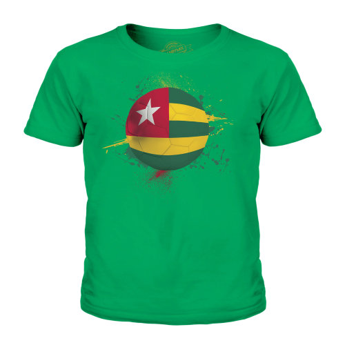 Candymix - Togo Football - Unisex Kid's T-Shirt