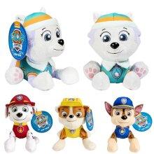 Paw Patrol Ryder Everest Tracker Cartoon Animal Stuffed Plush Toys For Children