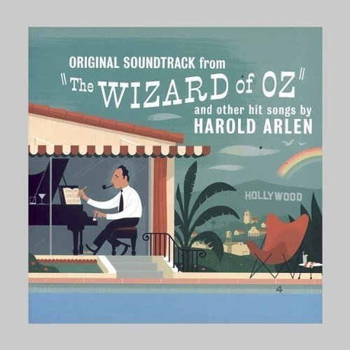 Harold Arlen - Original Soundtrack from The Wizard of Oz and other hit songs by Harold Arlen [CD]