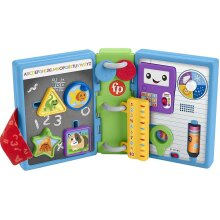 Fisher Price Laugh and Learn 123 Schoolbook