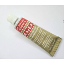 Rub n buff Grecian Gold (Sealed Tube) Comes in Clear Bag