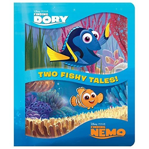 Two Fishy Tales! (Padded Board Book)