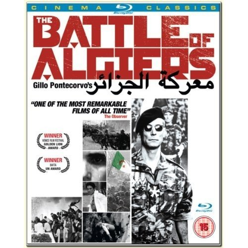The Battle Of Algiers Blu-Ray [2012]