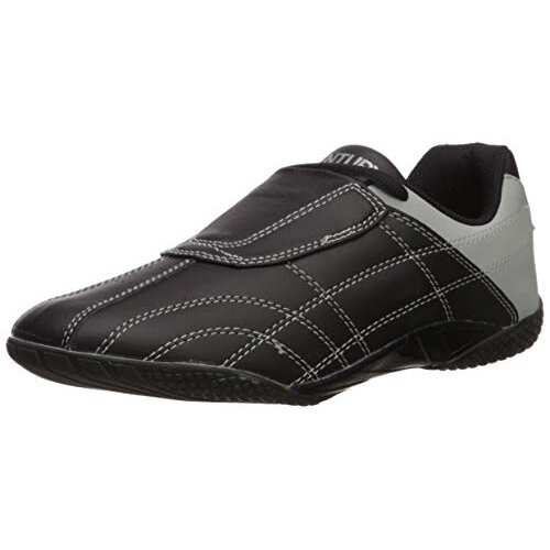 century Lightfoot Martial Arts Shoes, Black, Size 9.5