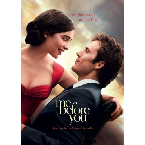 Me Before You DVD [2016]