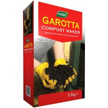 Garotta Compost Maker Natural Accelerator 3.5KG Garden Plant Planter Soil