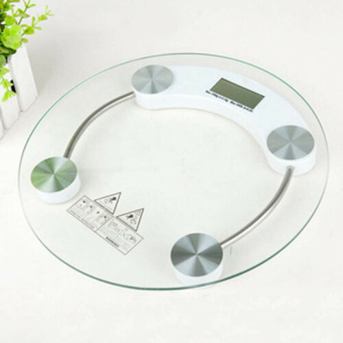 180KG Body Weight Scale Digital Measure Health Home Weighing Scales