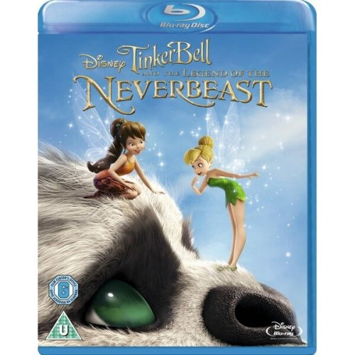 Tinker Bell And The Legend Of The Neverbeast Blu-Ray [2015]