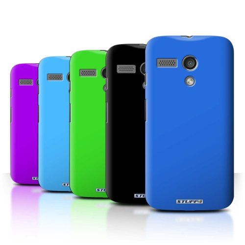 Colours Motorola MOTO G (2013) Phone Case Transparent Clear Ultra Slim Thin Hard Back Cover for Motorola MOTO G (2013)