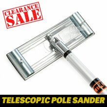 Telescopic Pole Sander Tyzack Spear Jackson Dry Wall Drywall Plasterboard Sand