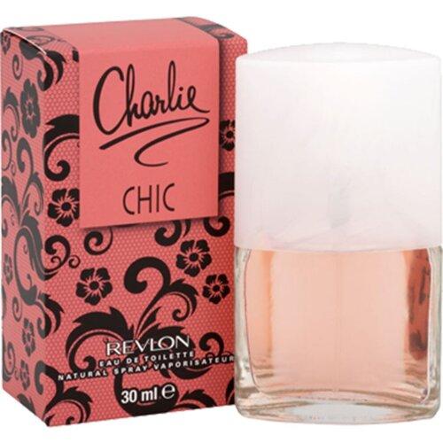 2 x Charlie Chic Eau De Toliette 30ml Imperfect Boxes