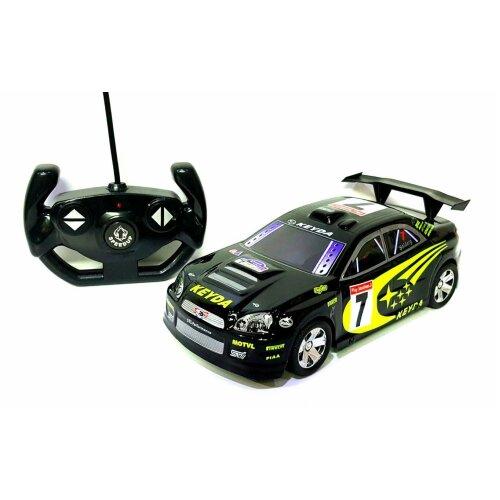 R/C Subaru Impreza WRC Style 4WD Racer Remote Control Car 1/16 Scale