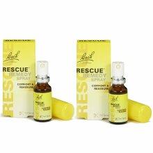 2 x Bach Rescue Remedy Spray 7ml