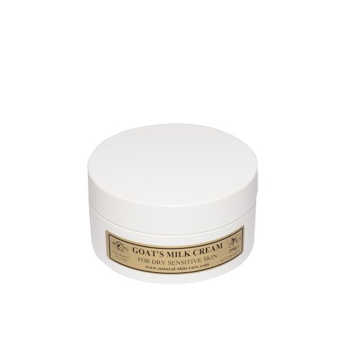 Goat's Milk Moisturising Cream 200g for dry, sensitive skin.