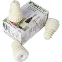 FoodSaver® - Bottle Stoppers (set Of 3)