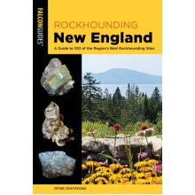 Rockhounding New England by Cristofono & Peter