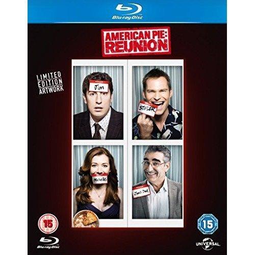 American Pie 4 - Reunion Blu-Ray [2013]