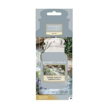 Yankee Candle Car Jar Car Air Freshener - Water Garden