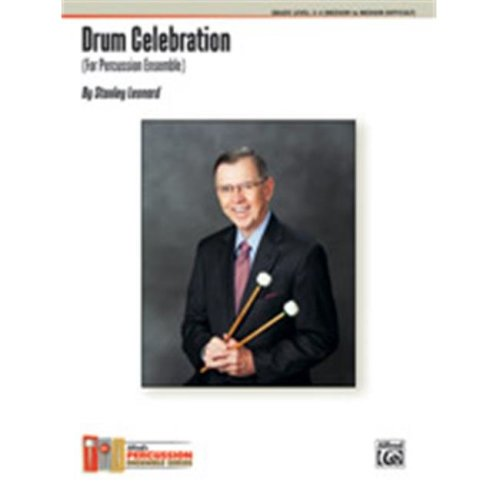 Alfred 00-42666 DRUM CELEBRATION-PERC ENS