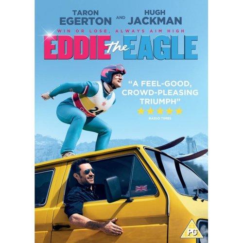 Eddie The Eagle DVD [2016]