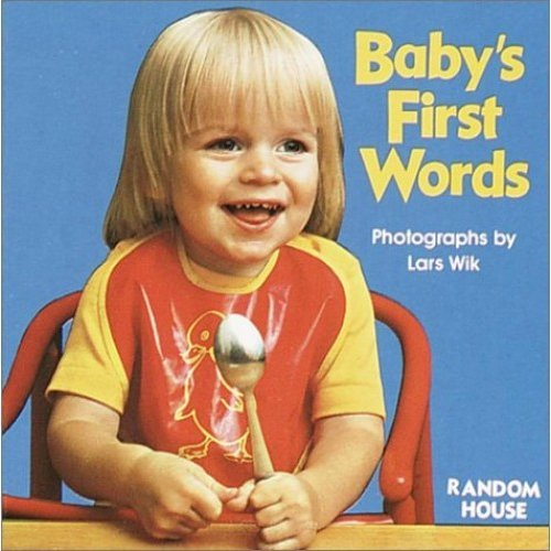 Baby's First Words (A Chunky Book)