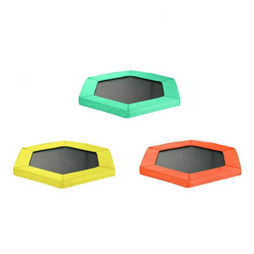 "Safety Pad for 127cm 50"" Hexagonal Rebounder Mini Trampoline - Pantone Oxford"