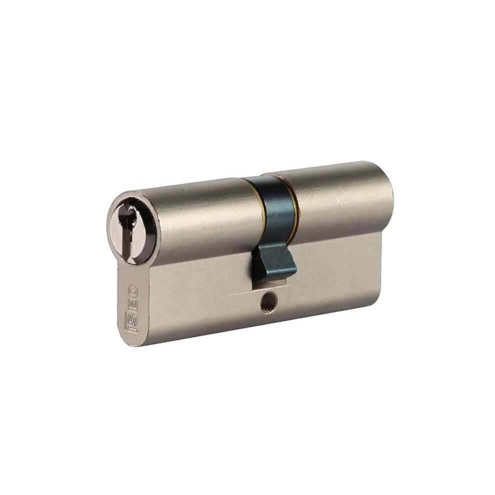 105mm - Nickel Plated Yale Security 6 Pin Euro Double Cylinder 45//60