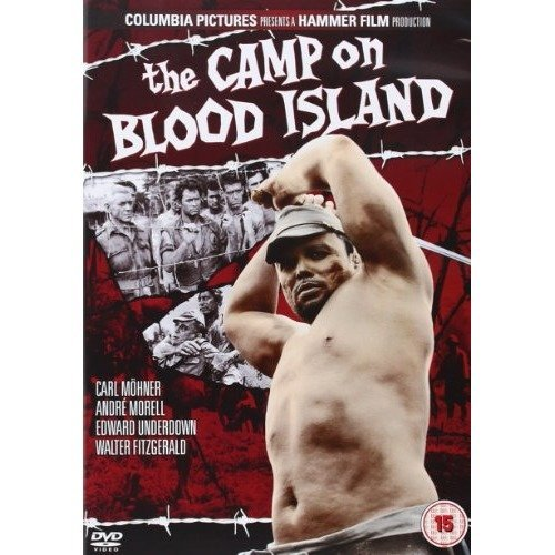 The Camp On Blood Island DVD [2010]