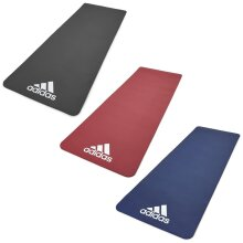 Adidas 7mm Training Mat Exercise Gym Fitness Workout