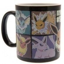 Pokemon Eevee Heat Changing Mug
